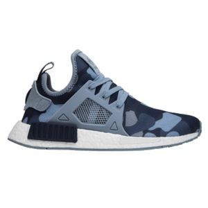 Blue Duck Camo NMD